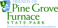 Friends Pine Grove Furnace logo standalone image